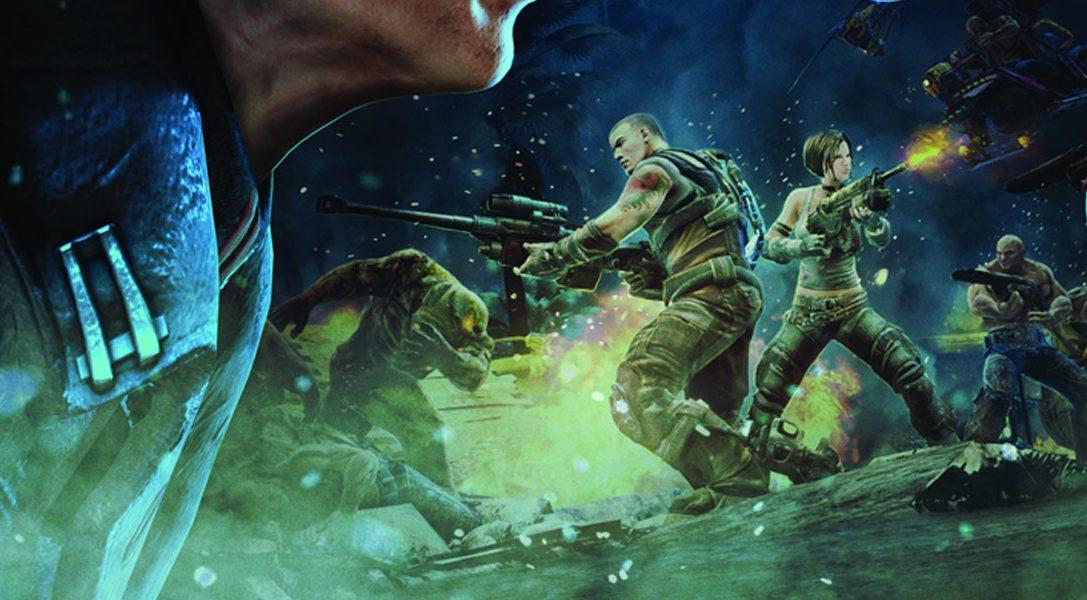 Bulletstorm: Full Clip Edition & Yakuza Kiwami sind eure PlayStation Plus-Spiele im November