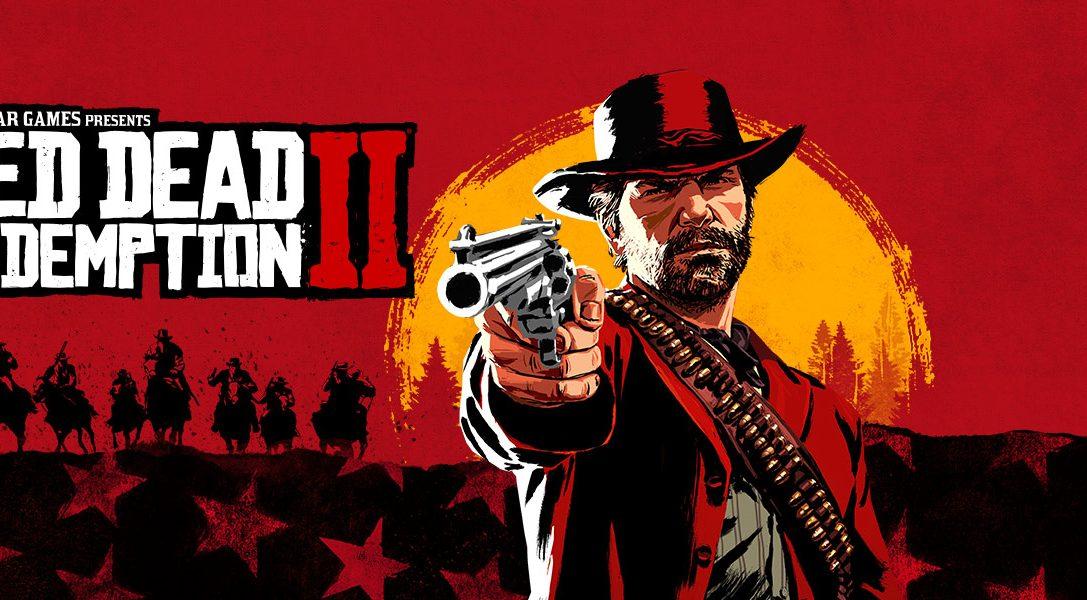 Red Dead Redemption 2 für PS4 erhältlich