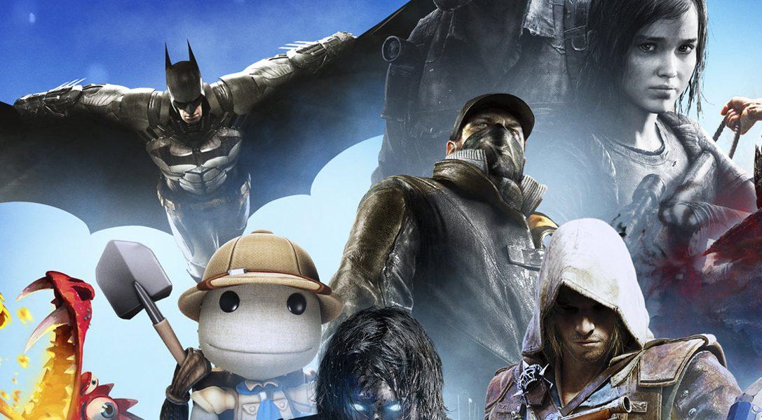 Neue Spiele für die PlayStation Hits-Reihe