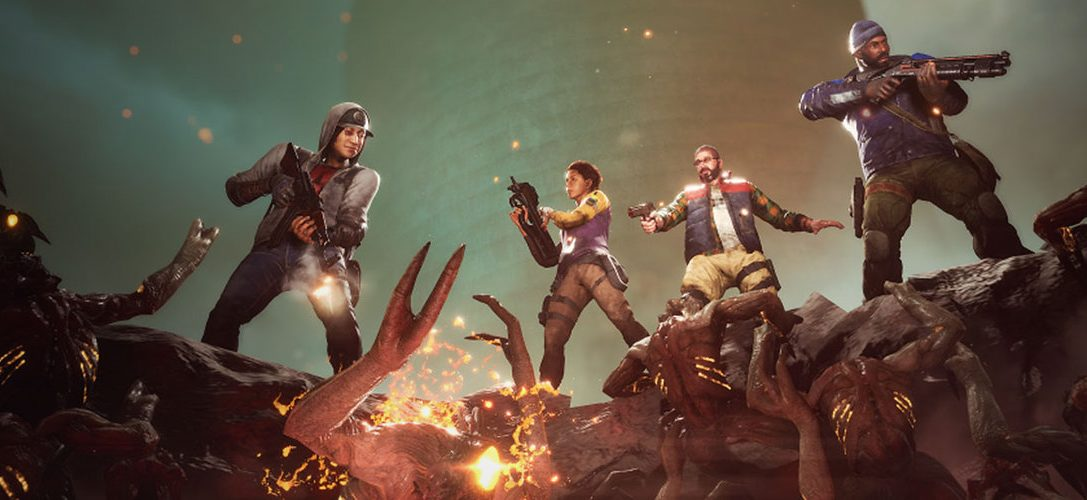 """Earthfall veröffentlicht das bisher größte """"Invasion""""-Update, erscheint am 30. Oktober auf PS4"""