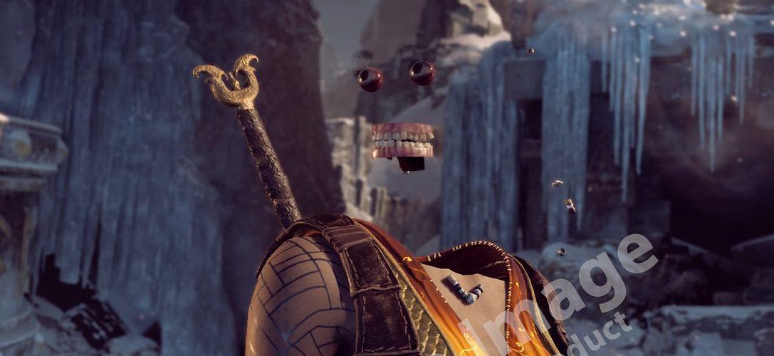 Genießt die Outtakes von God of War mit den Lieblingsbugs des QA-Teams von Santa Monica