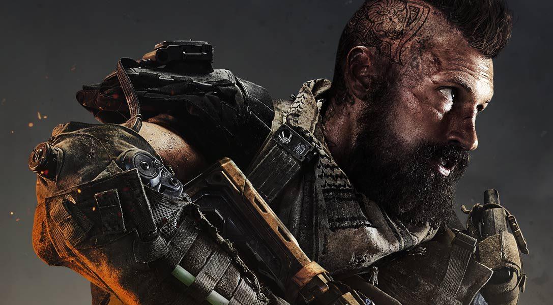 Call of Duty: Black Ops 4 ist da! Entdecke die neuen Inhalte zuerst auf PS4
