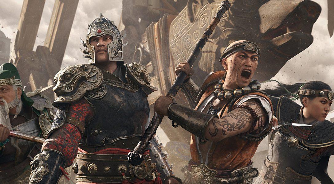 For Honor erhält ein visuelles Remaster mit der Marching Fire-Erweiterung
