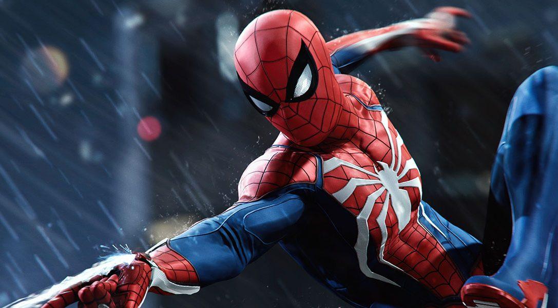Die unerwartetsten Momente mit Spider-Man snappen und eine limitierte Spider-Man-Konsole gewinnen