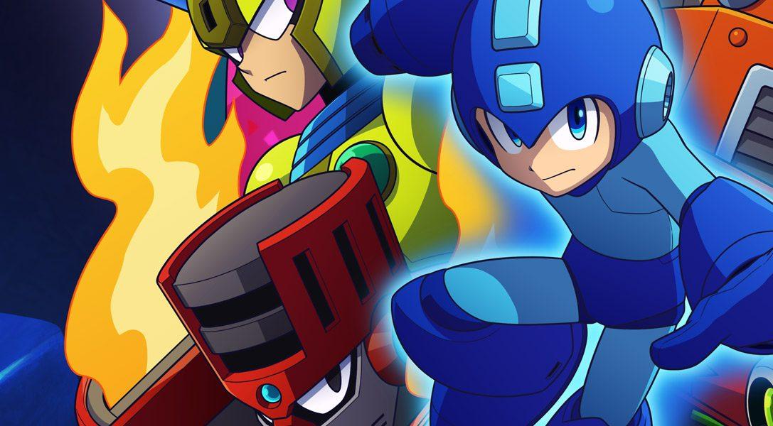 Expertentipps für den Kampf gegen Block Man im Auftaktlevel von Mega Man 11