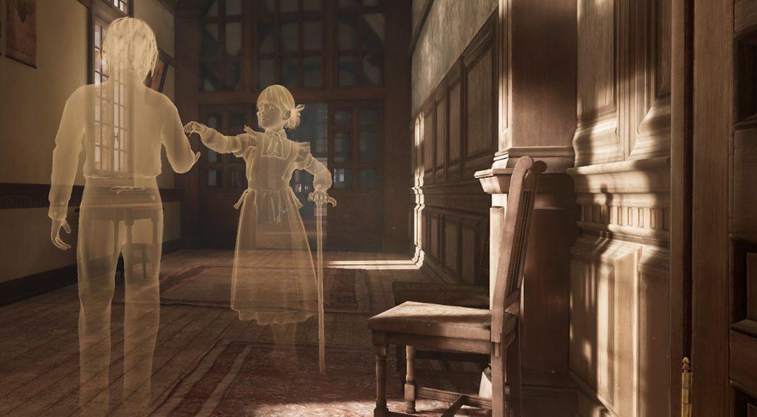 Miyazakis spannendes PS VR-Abenteuer Déraciné wird am 6. November veröffentlicht