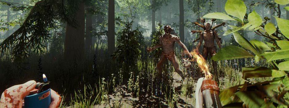 Wie man in The Forest, das morgen für PS4 erscheint, überlebt