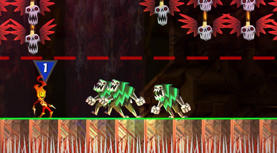 Mit dem neuen DLC für den Plattformer Guacamelee! 2 schlüpft ihr in die Rolle von Bossen und Trainern