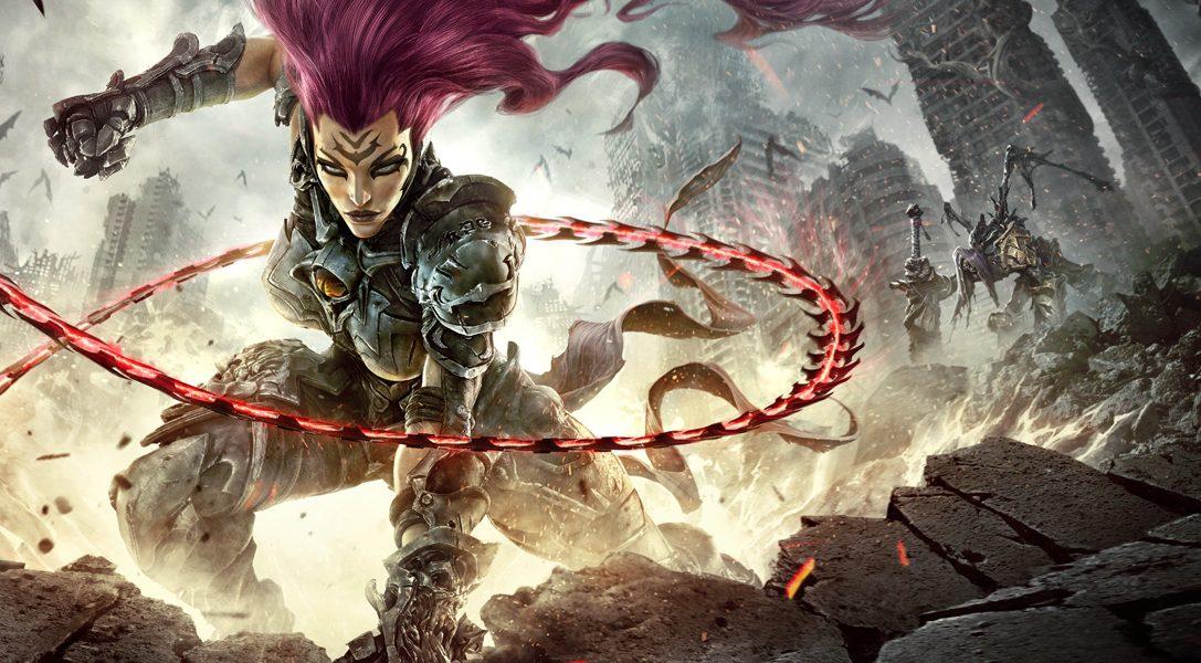 Fury in the Slaughterhouse – In Darksiders III macht ihr Jagd auf die Sieben Todsünden