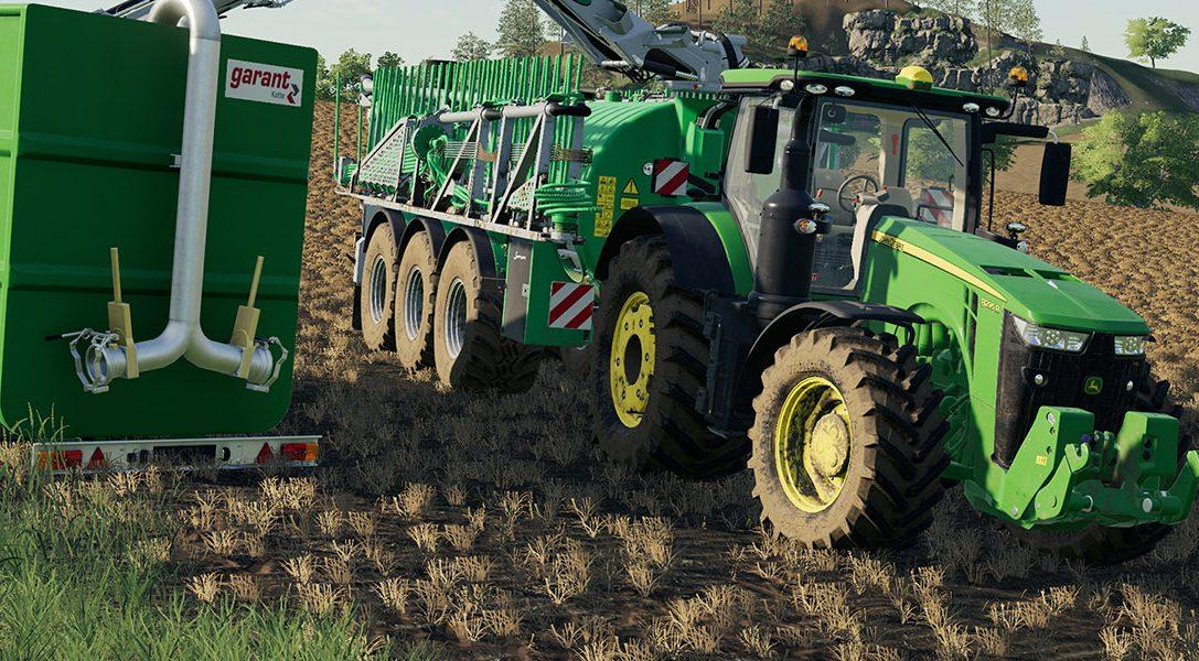 Ackerbau und Viehzucht Deluxe: 4 Gründe warum ihr die virtuelle Feldarbeit mit dem Landwirtschafts-Simulator 2019 lieben werdet