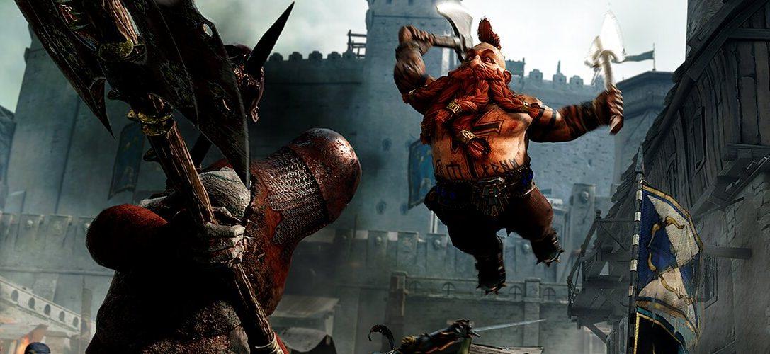 Warhammer: Vermintide 2 erscheint am 18. Dezember, bestellt jetzt vor und erhaltet Zugang zur geschlossenen Beta