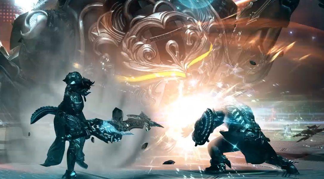 Erfahrt wie der epische Omega-Bosskampf von Final Fantasy XIV entwickelt wurde