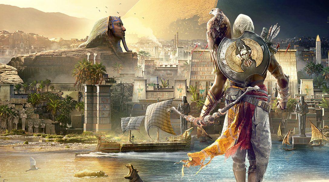 Assassin's Creed Origins ist das Angebot der Woche im PlayStation Store