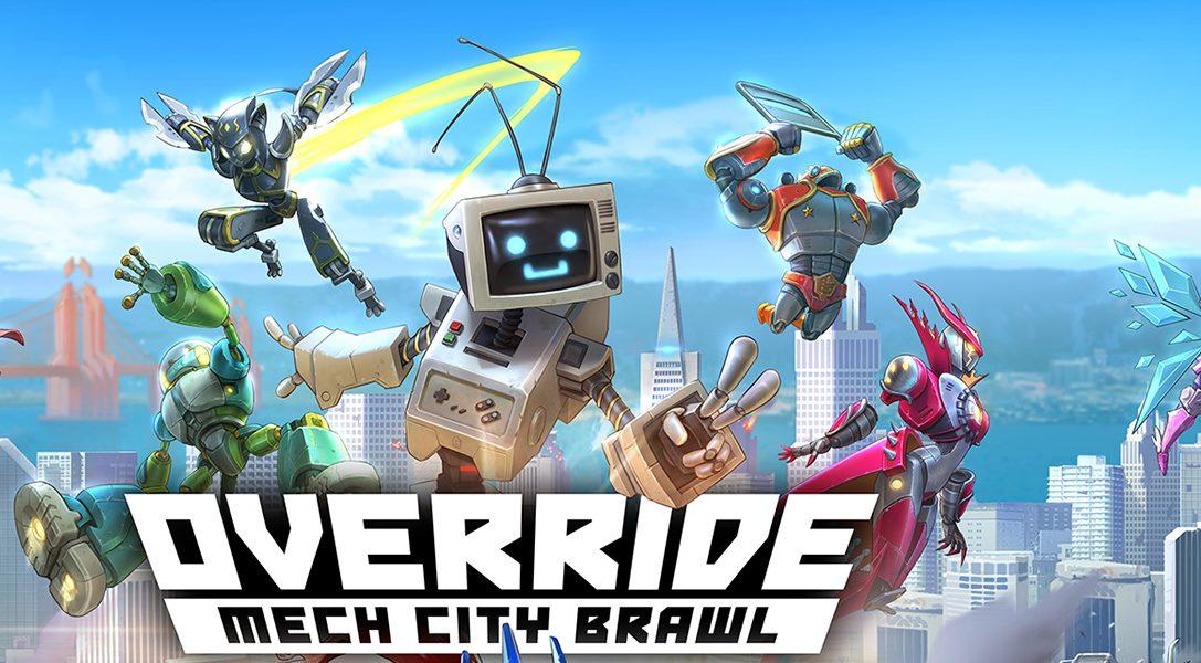 Wichtige Erfolgstipps für das bald auf PS4 erscheinende Override: Mech City Brawl