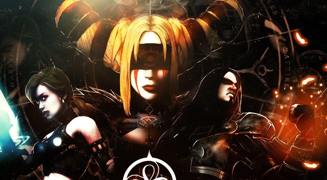 Besiegt die Dunkelheit in Omen of Sorrow, erscheint morgen auf PS4