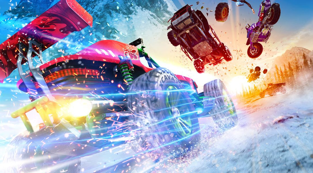 SOMA und Onrush sind die PlayStation Plus-Spiele für Dezember