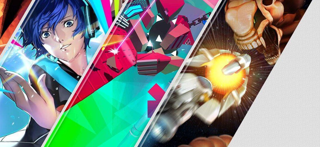 Diese Woche neu im PlayStation Store: R-Type Dimensions EX, Scintillatron 4096 und mehr