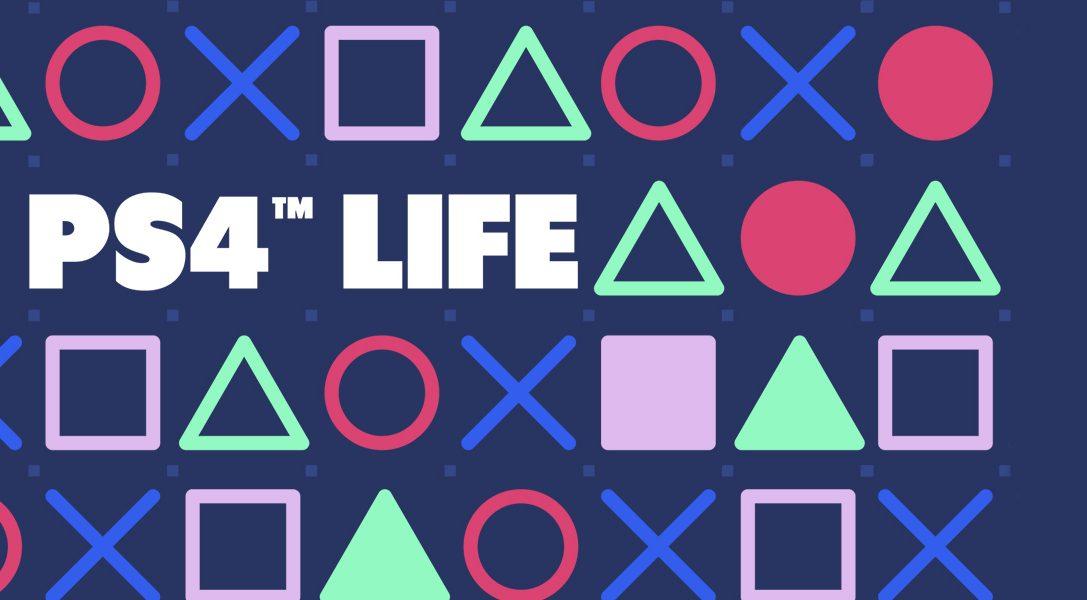 """Feiert 5 Jahre Videospiele mit eurem eigenen """"My PS4 Life""""-Video"""