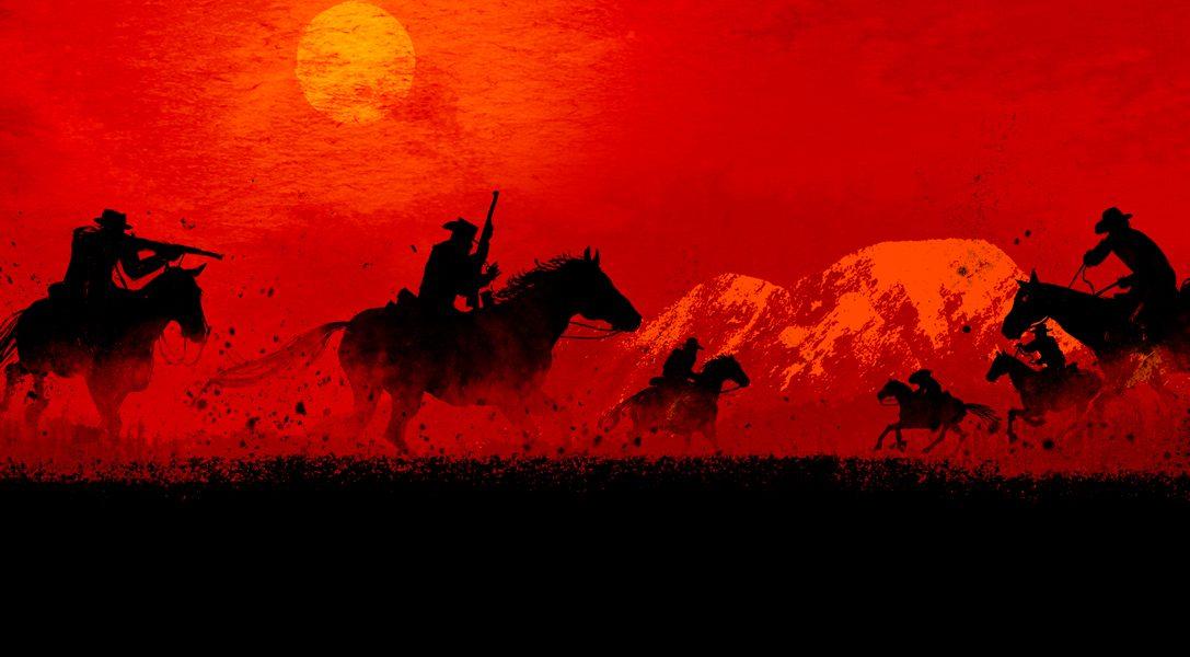 Red Dead Redemption 2 war im November das meistverkaufte Spiel im PlayStation Store