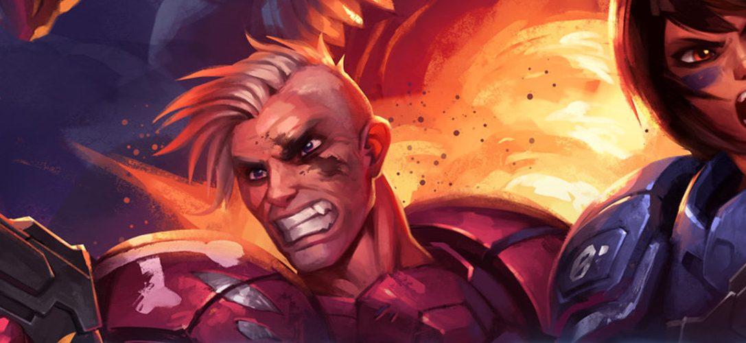 Das intensive Twin-Stick-Action-Strategiespiel Hellfront: Honeymoon bläst nächste Woche auf PS4 zum Angriff