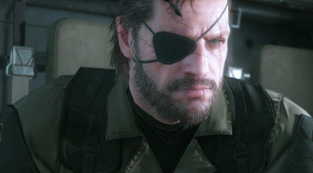 PlayStation Hits präsentiert: Metal Gear Solid V: The Definitive Experience – Hideo Kojimas Meisterwerk