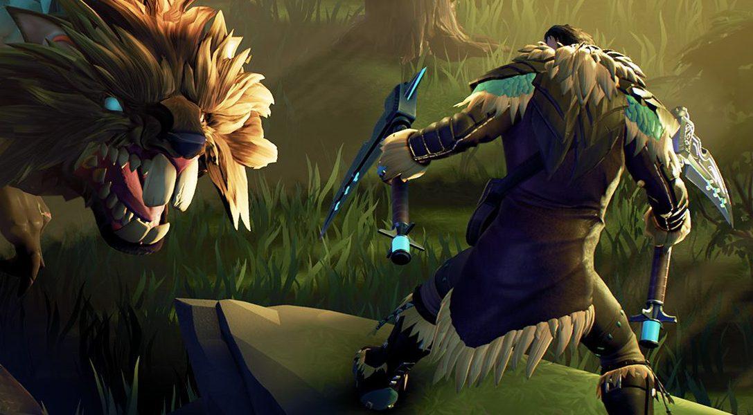 Koop-Action-RPG Dauntless erscheint im April auf PS4