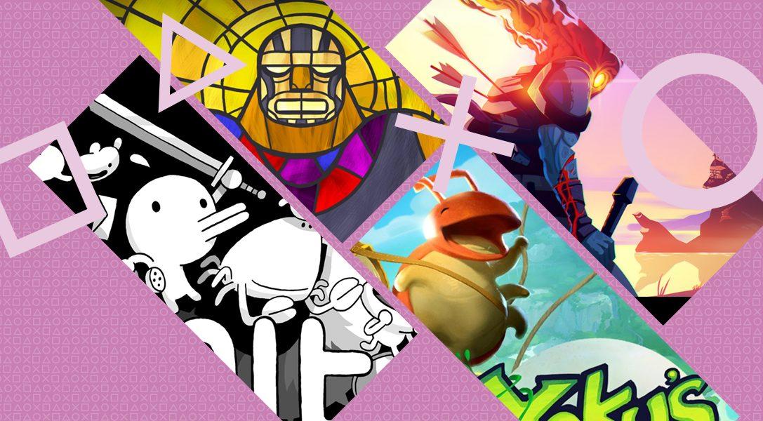Die besten PS4-Spiele, die ihr 2018 vielleicht verpasst habt, ausgewählt von PlayStation-Entwicklern