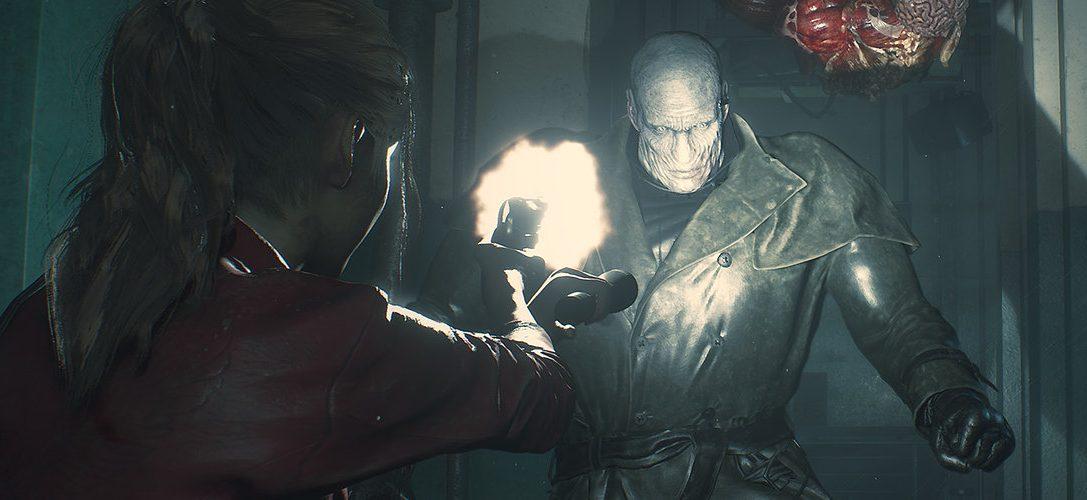 Hands-on mit Capcoms wiederbelebtem Survival-Horror-Klassiker, Resident Evil 2 für PS4
