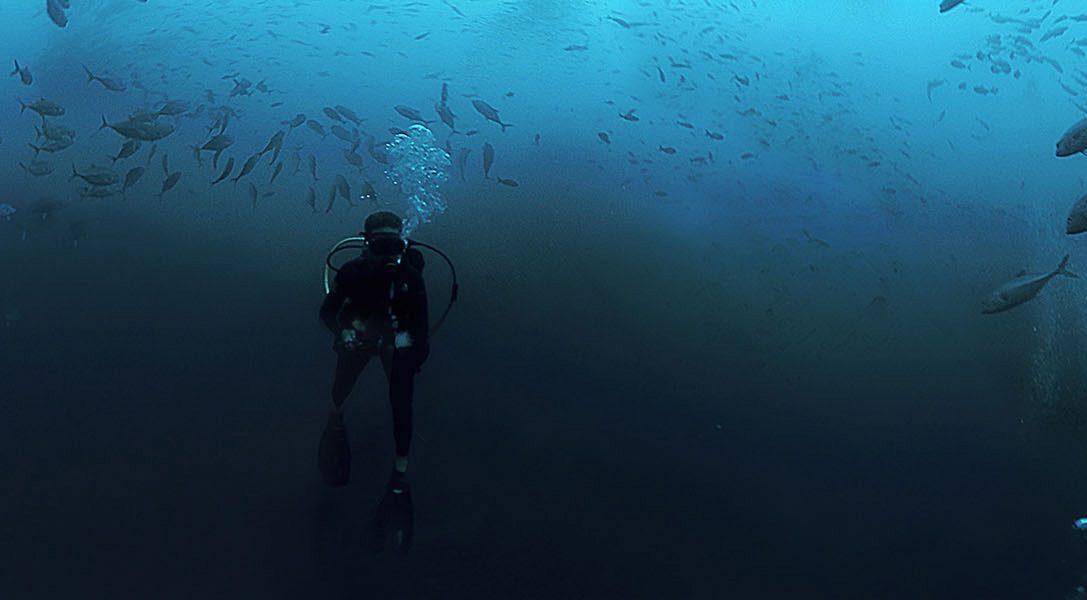 Mit PSVR die Geheimnisse des Ozeans erforschen