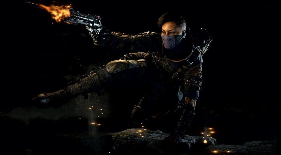 Willkommen im Call of Duty: Black Ops 4-Bootcamp
