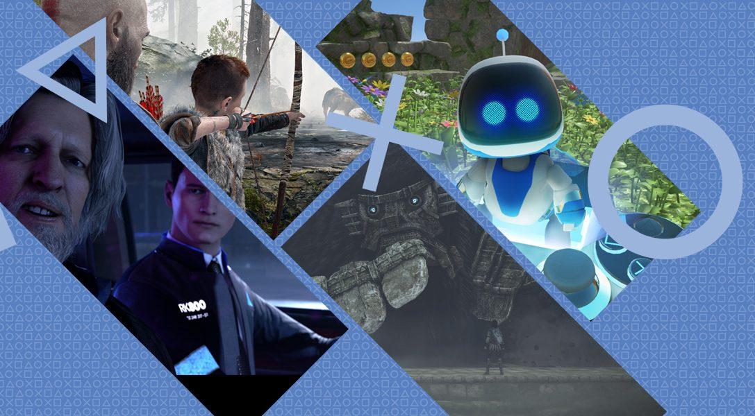 Die denkwürdigsten Spielmomente des Jahres 2018 – von PlayStation-Entwicklern ausgewählt