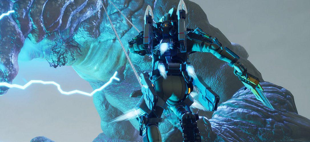 Die Monster-Kampf-Serie Earth Defense Force kehrt mit Iron Rain zurück