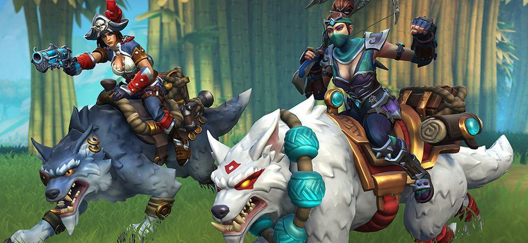 Das Fantasy-Multiplayer-Spiel Realm Royale geht in die Open Beta für PS4