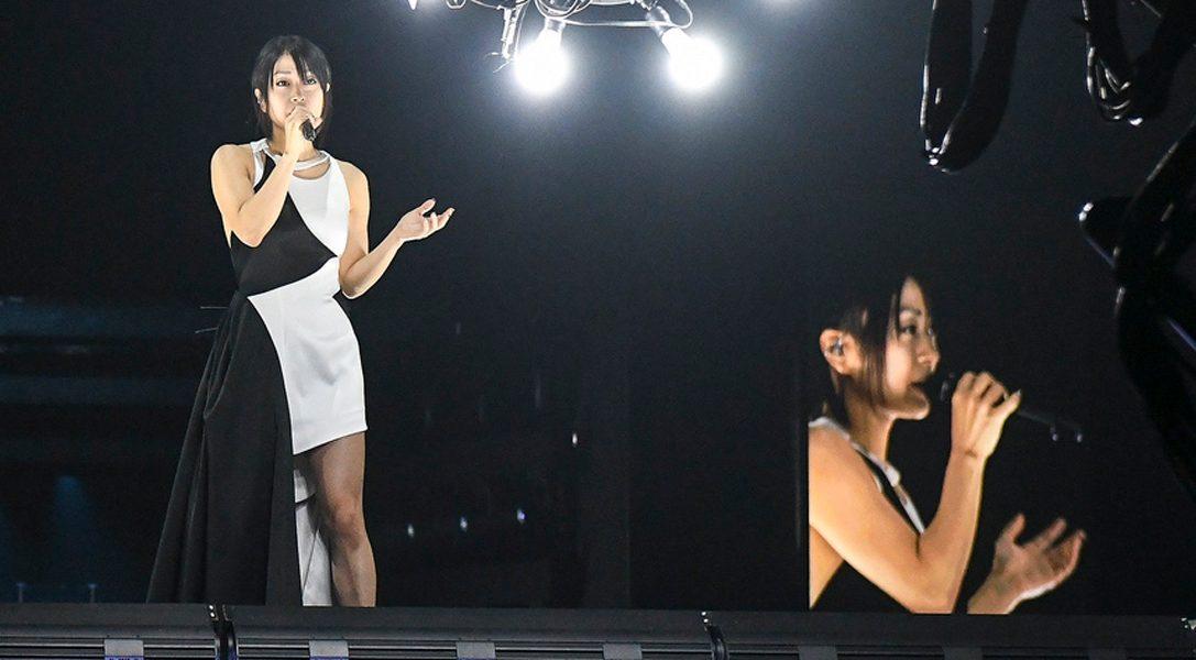 "Hikaru Utada performt ""Hikari"" und ""Chikai"" in PlayStation VR"
