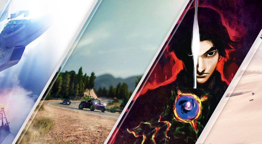 Diese Woche neu im PlayStation Store: Ace Combat 7: Skies Unknown, Onimusha: Warlords, Vane und mehr