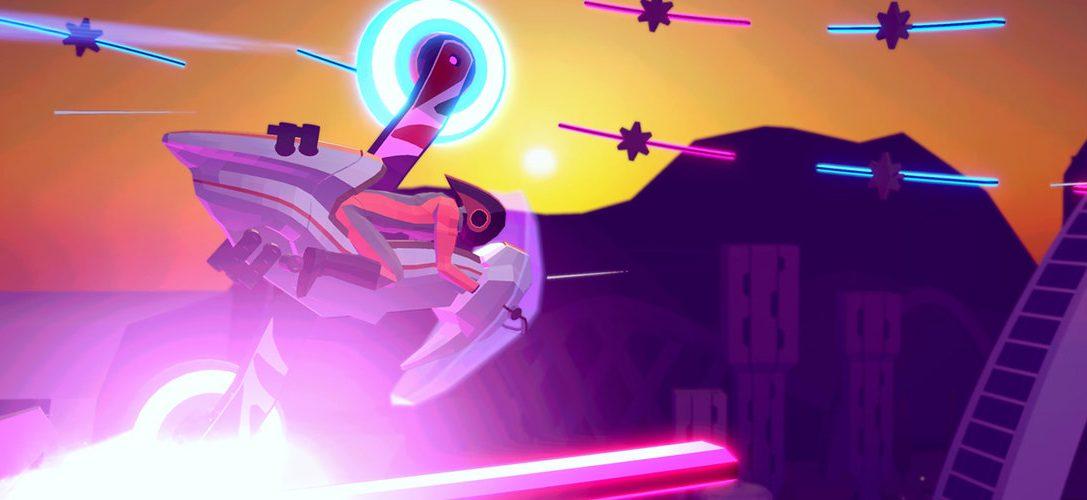 FutureGrind bringt Plattform-Stunt-Action auf PS4 – am 22. Januar