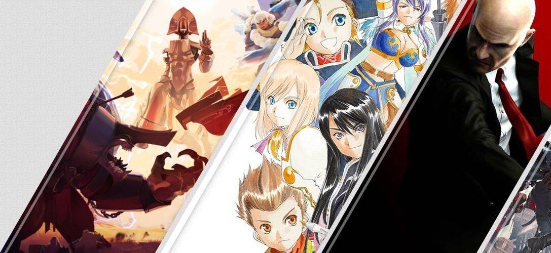 Diese Woche neu im PlayStation Store: Megalith, Tales of Vesperia, Hitman HD Enhanced Collection und mehr