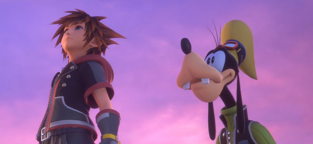 Kingdom Hearts III ist jetzt für PS4 erhältlich