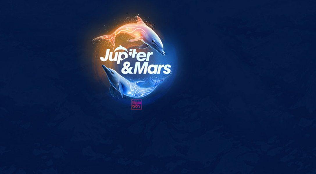 Mit Jupiter & Mars die Unterwasserwelt in PSVR erkunden