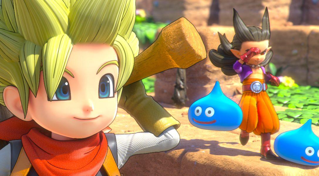 Dragon Quest Builders 2 erscheint am 12. Juli in Europa