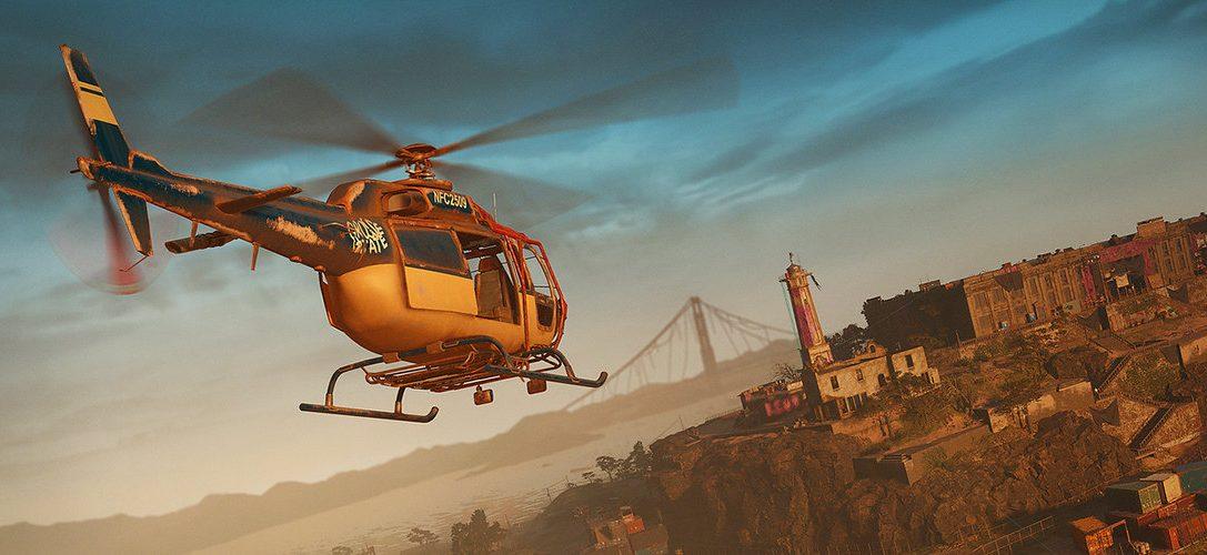 Erste Impressionen von der Alcatraz-Expedition von Far Cry New Dawn