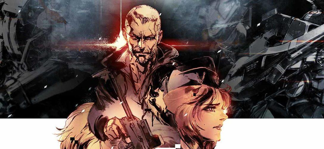 """Der erfahrene """"Metal Gear Solid""""-Artist Yoji Shinkawa spricht über den neuen Survival-Shooter Left Alive"""
