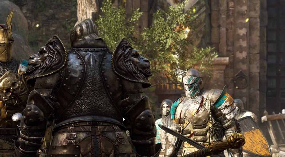 Hier sind 5 Dinge, die ihr im Multiplayer-Prügelspiel For Honor dieses Wochenende ausprobieren solltet
