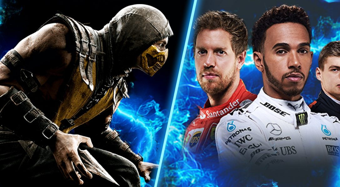 Mortal Kombat X, F1 2017 und die Metal Gear Solid HD Collection führen im Februar das PS Now-Line Up an