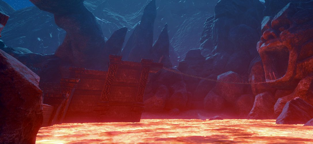Xing: The Land Beyond erscheint am 12. Februar auf PS4 und PSVR