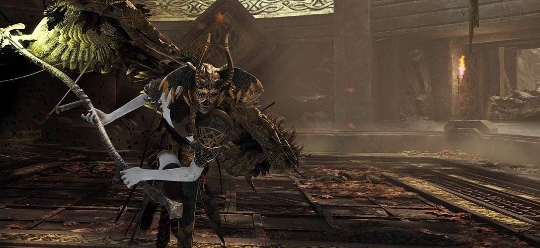 Das Kampfdesign der epischen Walkürenkämpfe von God of War im Detail