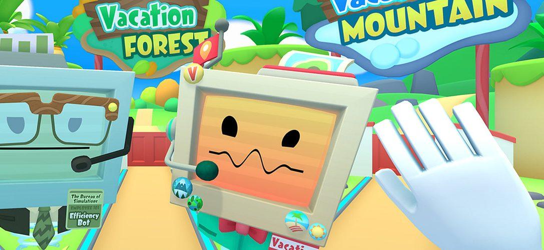 Vacation Simulator: Chaos mit Emergent Gameplay