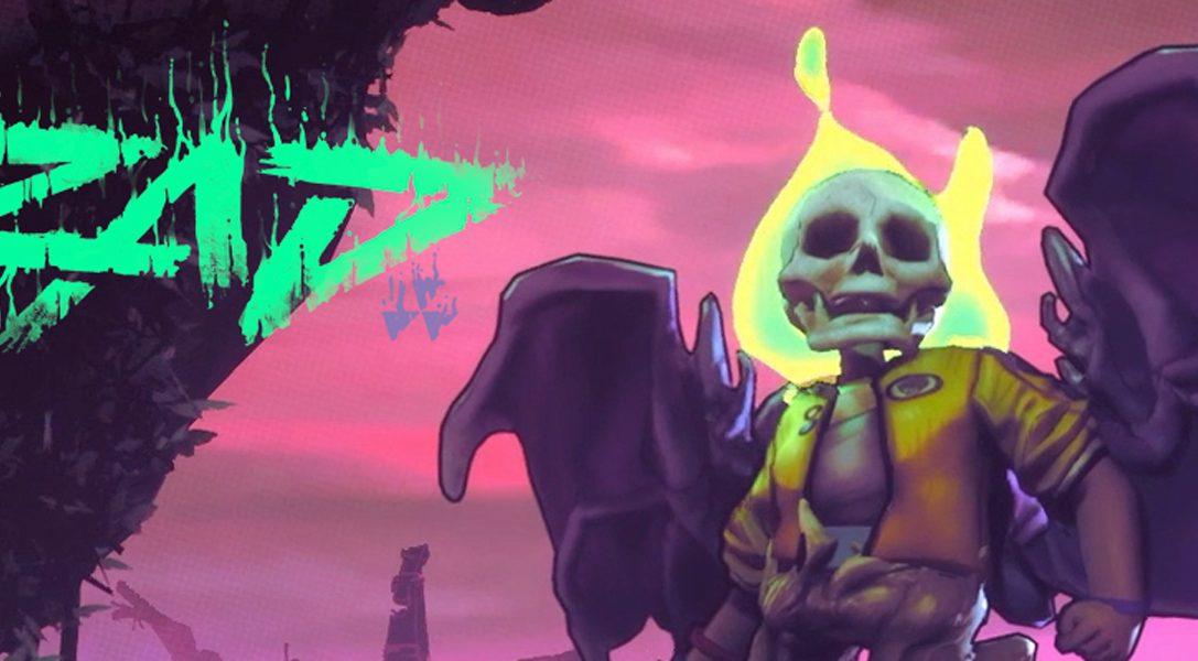 RAD ist ein bald für PS4 erscheinendes, actionbasiertes Rogue-like-Spiel von Double Fine
