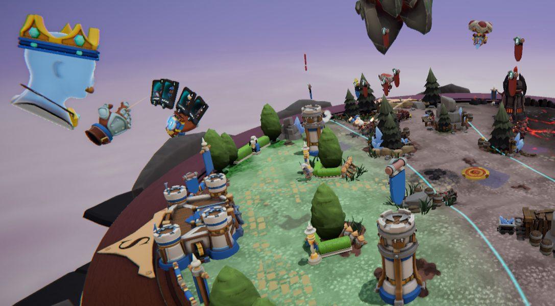 Das rundenbasierte Strategiespiel Skyworld erscheint am 26. März für PSVR