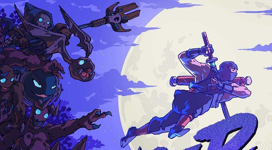 Ninja-Plattformer The Messenger startet am 19. März auf PS4